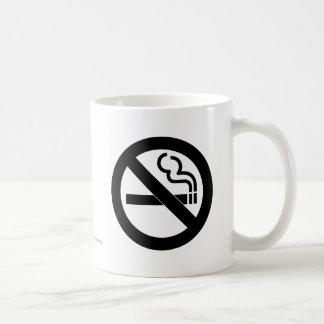 禁煙 コーヒーマグカップ