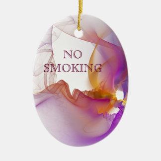 禁煙 セラミックオーナメント