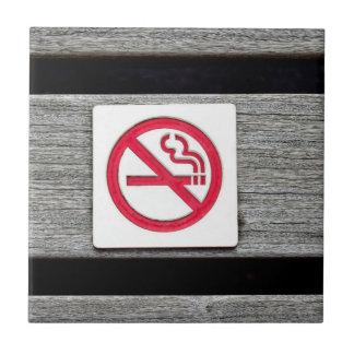禁煙 タイル