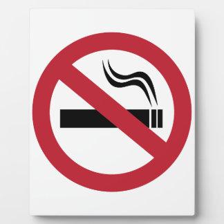 禁煙 フォトプラーク
