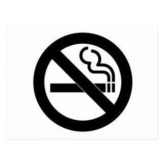 禁煙 ポストカード