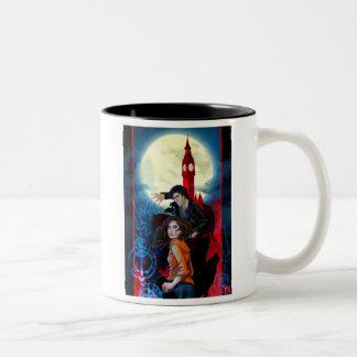 禁酒およびAlastair: 魔法の攻撃 ツートーンマグカップ