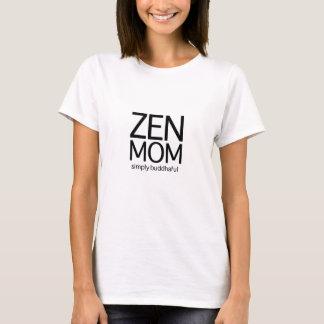 禅のお母さん Tシャツ