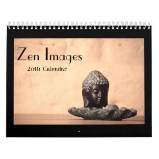 禅のイメージ2016のカレンダー カレンダー