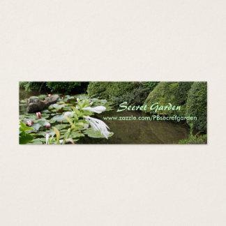 禅の庭の名刺のHostA スキニー名刺