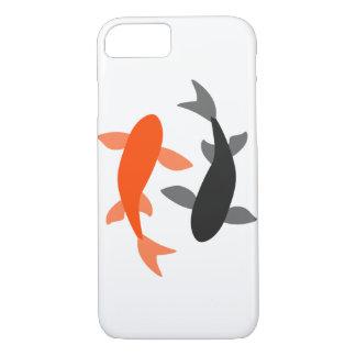 禅の魚のiPhoneの場合 iPhone 8/7ケース