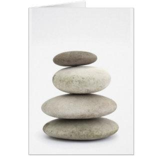 禅のyogoの石 カード
