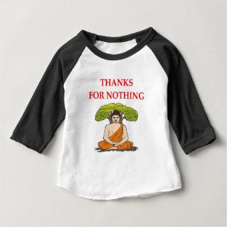 禅 ベビーTシャツ