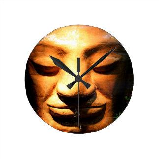 禅 ラウンド壁時計