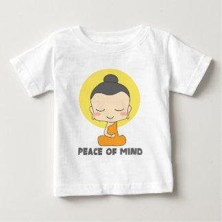 禅Budda心の安らぎ ベビーTシャツ