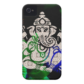 禅Ganesh Case-Mate iPhone 4 ケース