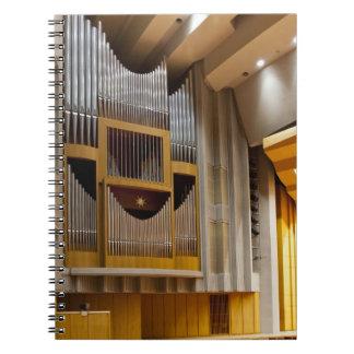 福岡器官のノート ノートブック