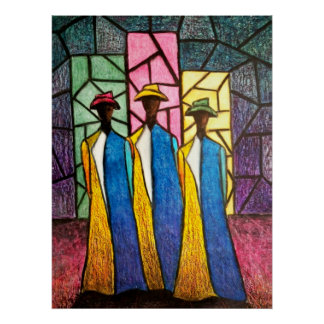 福音のトリオ ポスター