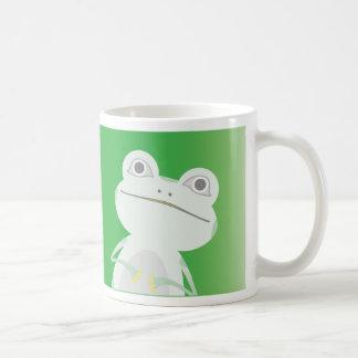 福KAERU コーヒーマグカップ