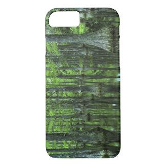 禿げた米国、フロリダ、アパラチコーラ川の国有林 iPhone 8/7ケース