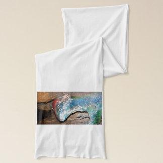 禿げ頭の恐竜 スカーフ