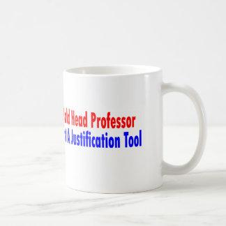 禿げ頭教授 コーヒーマグカップ