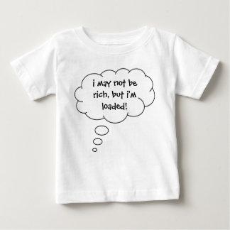 私かもしれなないあ豊富しかしim loaded01 ベビーTシャツ