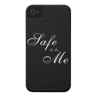 私がある金庫場合 Case-Mate iPhone 4 ケース