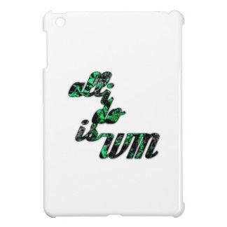 私がすべては勝利です iPad MINI CASE