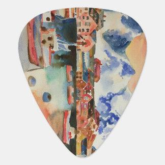 私がそれを見るように私の世界 ギターピック