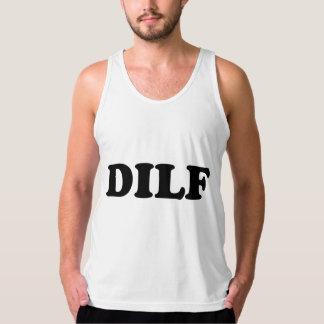 私がに好むDILFの熱いパパ タンクトップ