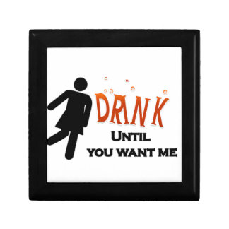 私がほしいと思うまでおもしろいな飲み物 ギフトボックス