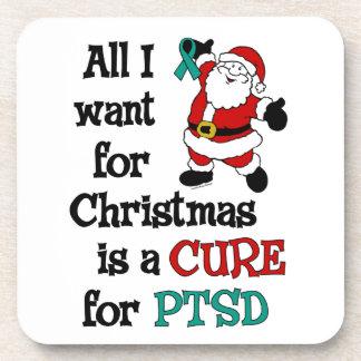 私がクリスマス… PTSDのためにほしいすべて コースター