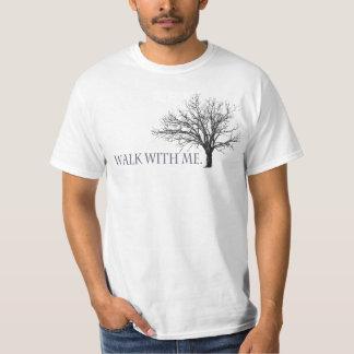 私が付いているアパラチア山脈の道の歩行 Tシャツ