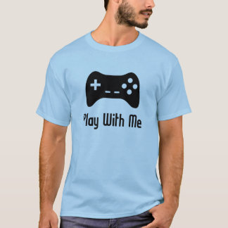 私が付いている演劇ビデオゲーム Tシャツ