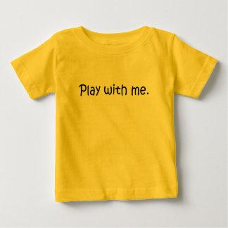 私が付いている演劇 ベビーTシャツ