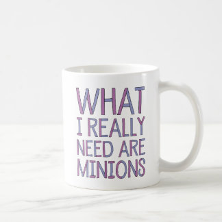 私が実際に必要とする何を子分のマグはあります コーヒーマグカップ