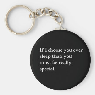 私が睡眠に選べば実際にSPECなります キーホルダー
