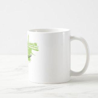 私が私土木技師のティー3であることを信頼して下さい コーヒーマグカップ