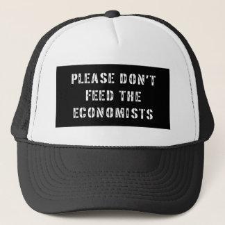私が私経済学者であることを信頼して下さい キャップ
