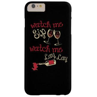 私が置くのを見て下さい BARELY THERE iPhone 6 PLUS ケース