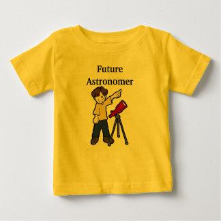私が育つ時 ベビーTシャツ