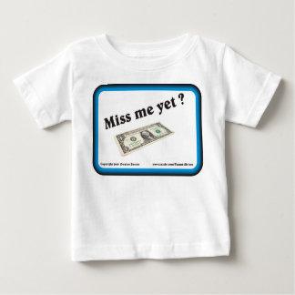 私けれどもドル札を恋しく思って下さい ベビーTシャツ