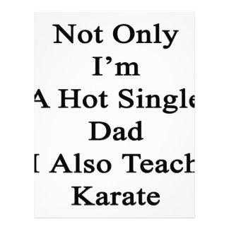私だけ私がまた空手を教える熱く独身のなパパです レターヘッド