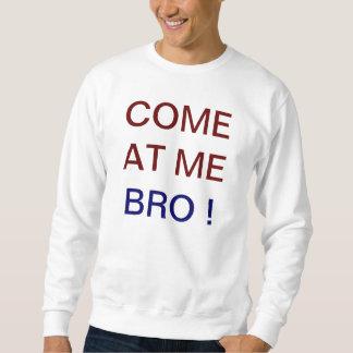 私で来られる スウェットシャツ