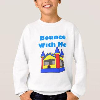 私との跳ね上がりMoonwalk スウェットシャツ