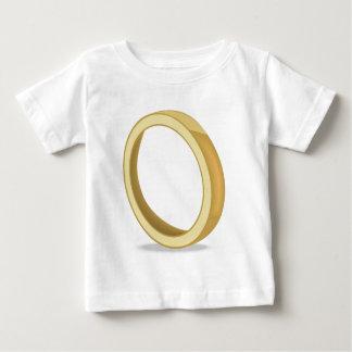 私と結婚します ベビーTシャツ