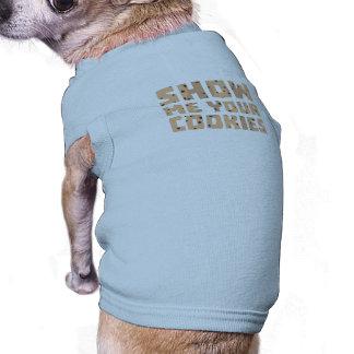 私にあなたのクッキーZ52z4を示して下さい ペット服