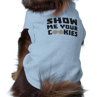 私にあなたのクッキーZ64x4を示して下さい ペット服