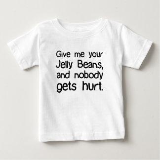 私にあなたのゼリー菓子を与えて下さい ベビーTシャツ