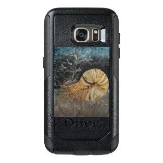 私にあなたの私の目がSamsung S7の通勤者の例あります オッターボックスSamsung Galaxy S7ケース