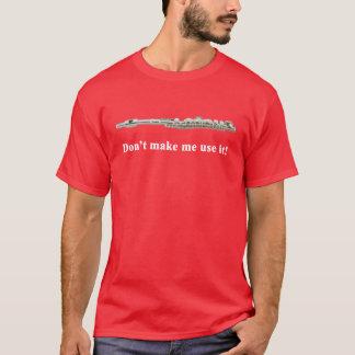 私にそれを使用させます! (Piccoloユーモア) Tシャツ