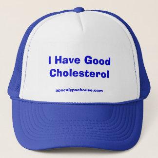 私によいコレステロールがあります キャップ