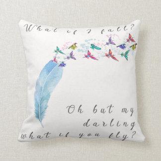 私によってがころべば何鳥羽の枕を飛ばすものが クッション