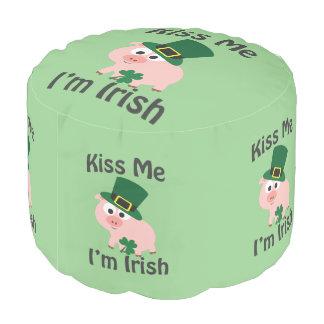 私によってがアイルランドのブタである私に接吻して下さい プーフ
